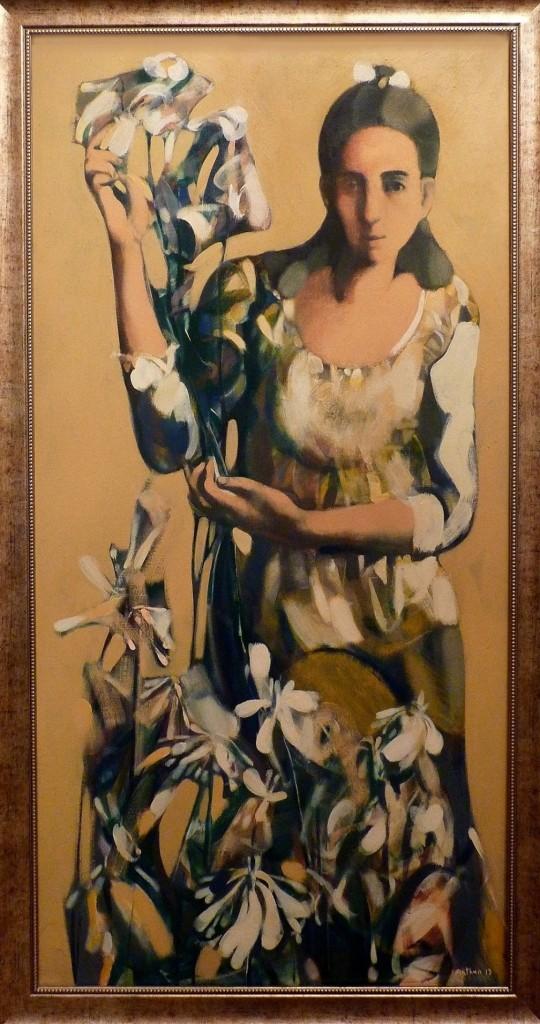 ''Flower Seller