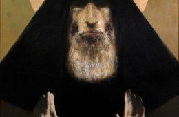 """Grigor Lousavorich"", 2005, Oil on Canvas, 125×95 cm"