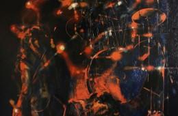 """Rock music"". 2015. Oil on Canvas. 165x160cm"