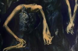 """Heavenly dance"". 2015. Oil on Canvas. 130X93 cm"