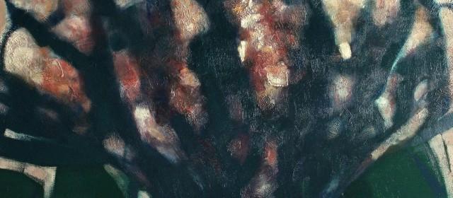 """Spring"". 2016, Oil on Canvas, 120×98 cm"